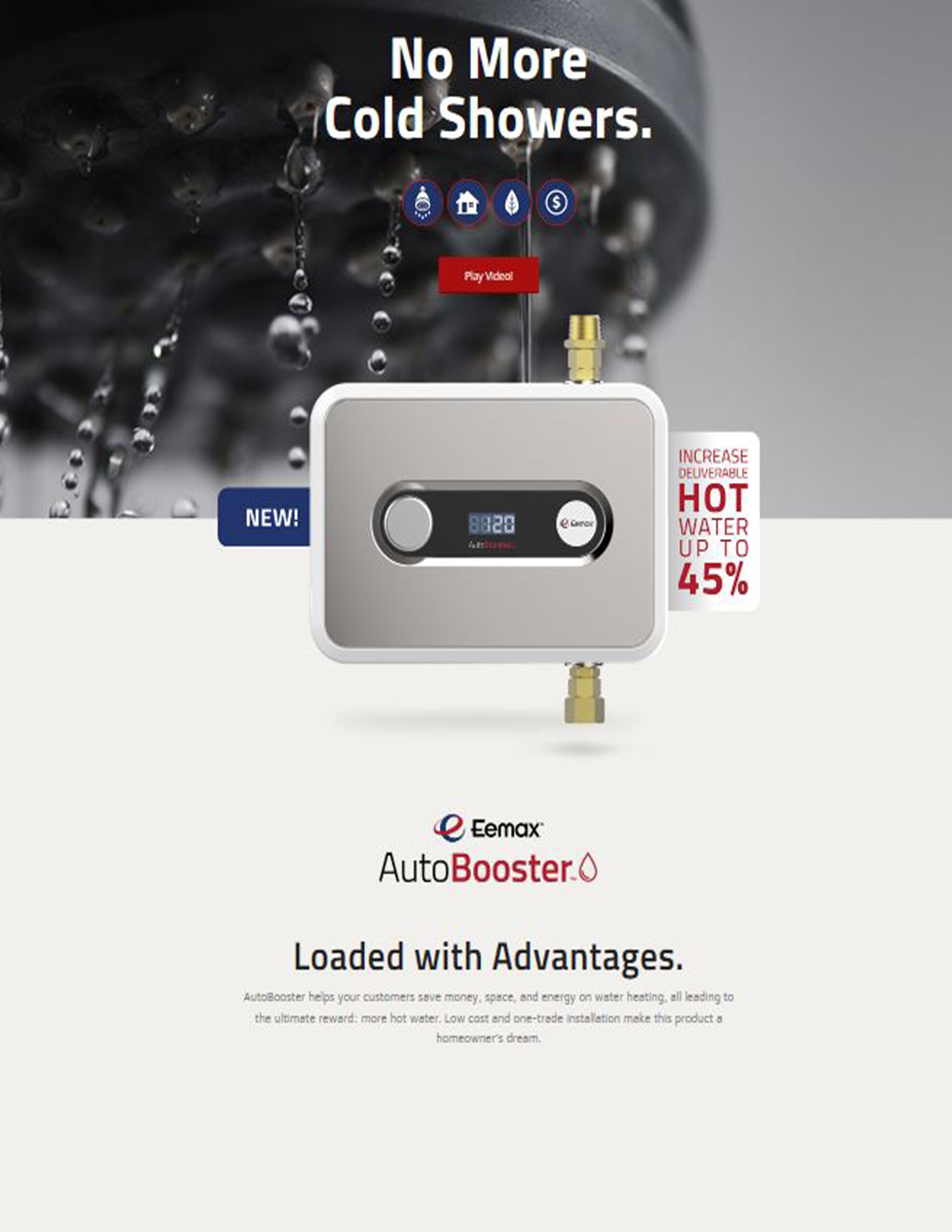 Eemax AutoBooster