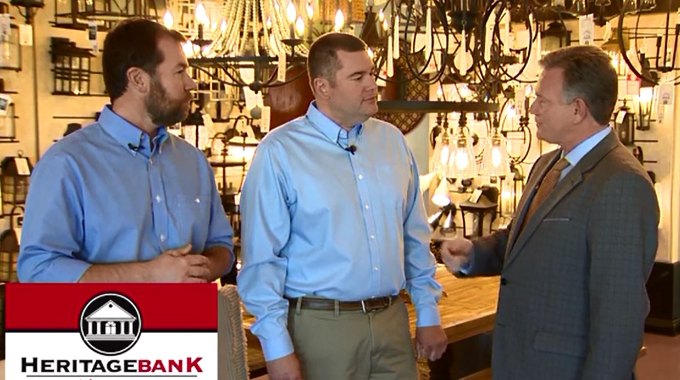 Banking on Business with Cayce Mill Supply
