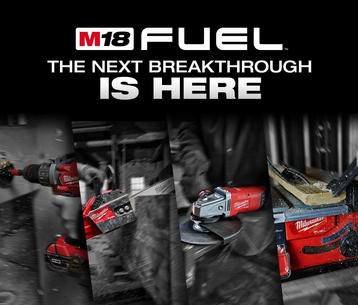 Milwaukee Tool M18 FUEL